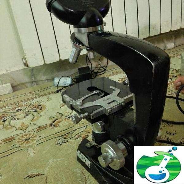 میکروسکوپ حرفه ای meota