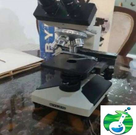 میکروسکوپ بیولوژی
