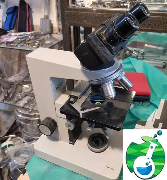 میکروسکوپ آزمایشگاهی آلمانی